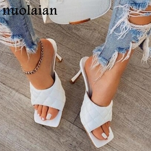 9CM Womens High Heel Shoes Slingback Sandal Shoes