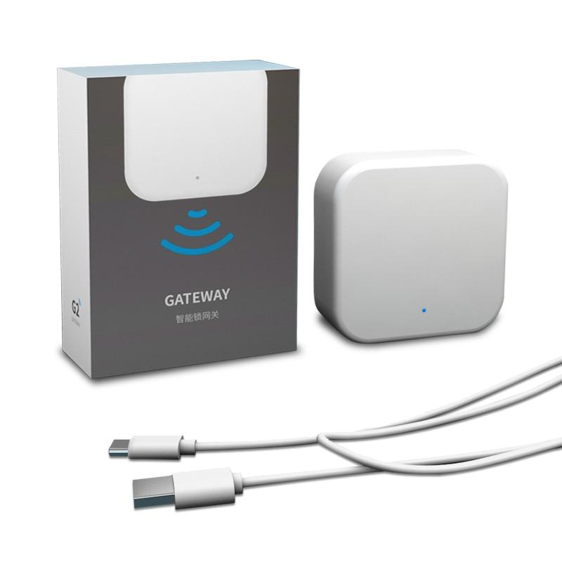 G2 TT Lock App Bluetooth Smart Electronic Door Lock wifi Adapter Gateway G2 TT Lock App Bluetooth Smart Electronic Door Lock wifi Adapter Gateway