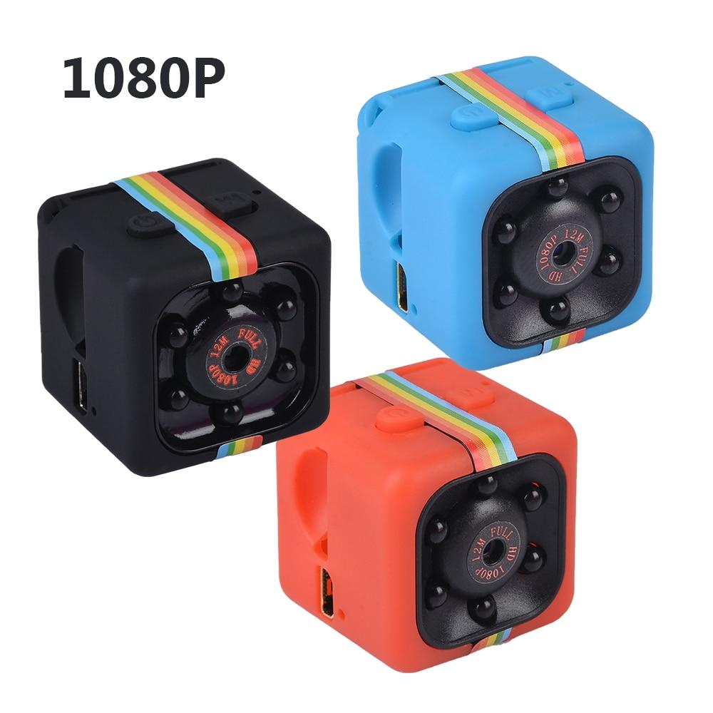 Mini Camera HD 1080P Sensor Night Vision Camcorder Motion DVR Micro Camera Sport DV Video Small Camera For Outdoor