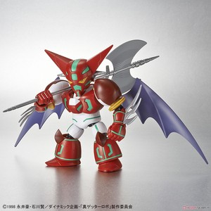 Image 2 - Bandai MAZINGER Z SD BB צלב צללית שין גטר Gundam חליפה ניידת להרכיב דגם ערכות פעולה דמויות אנימה מתנה