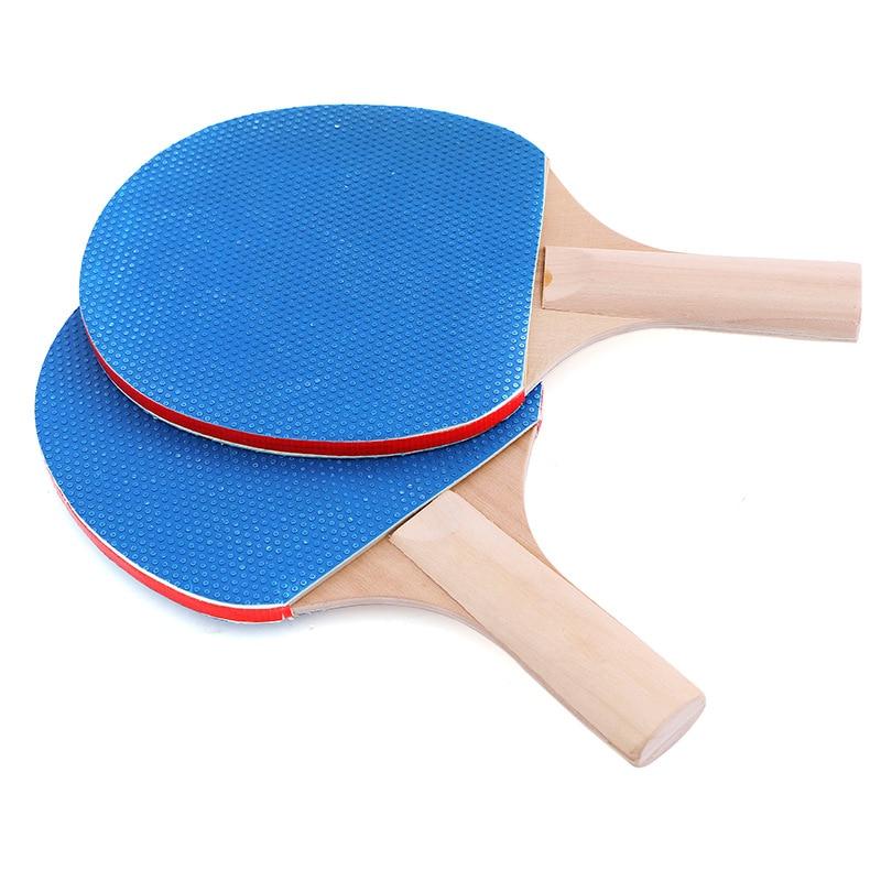 רשת טניס שולחן מתכווננת וזוג מחבטים JIMITU 5