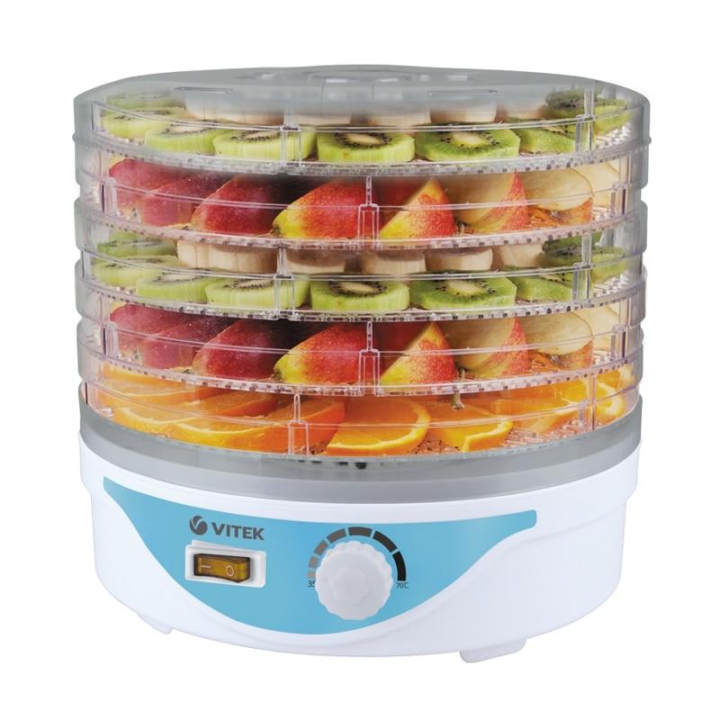 Dryer for vegetables and fruits Vitek VT-5055 все цены