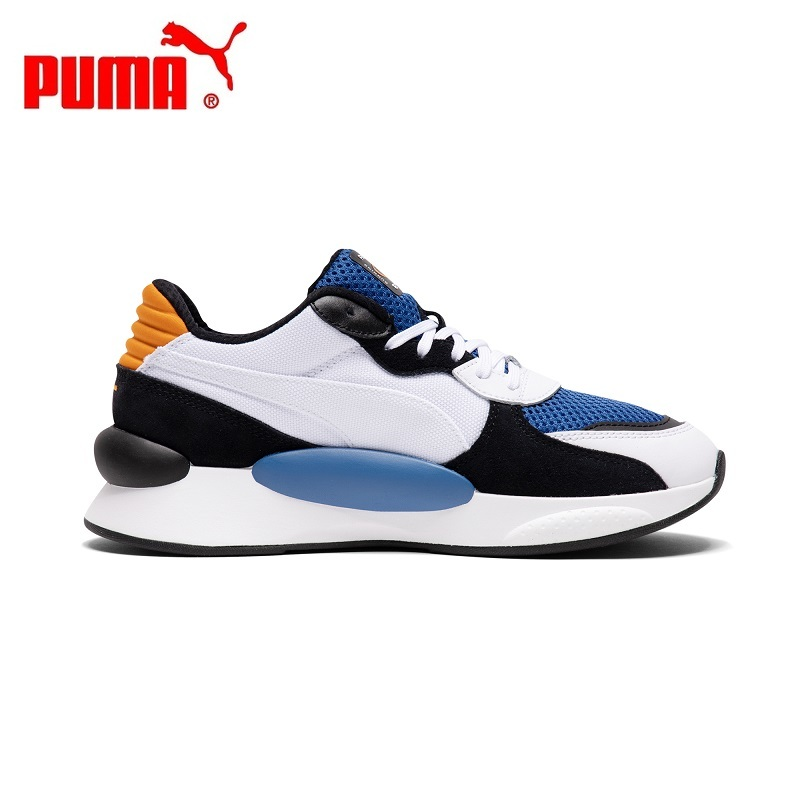 Original Authentic PUMA Sneakers RS 9.8 SPACE Men and Women Leisure Breathable Skateboarding Shoes Spring2019New Arrival37023003