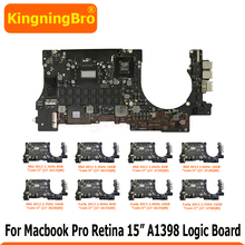 Original 8GB 16GB Motherboard Für Macbook Pro Retina 15 \