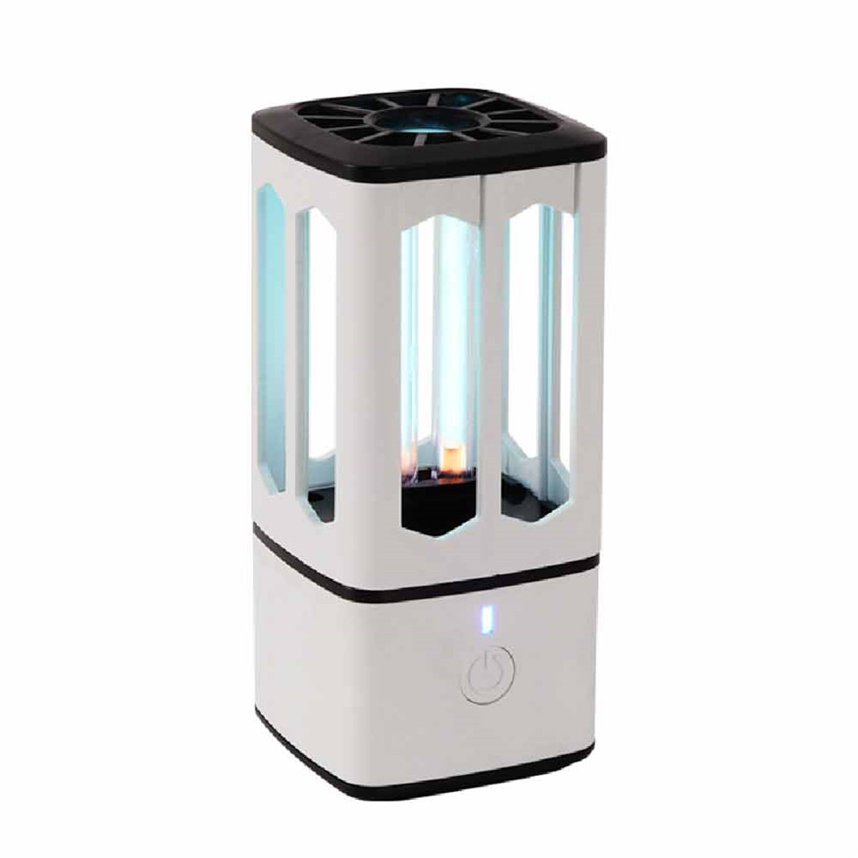 UV Gel Curing Lamps Quartz Germicidal Lamp Ultraviolet UVC Disinfection Light Mini USB Mite Control Ozone Sterilizing Light