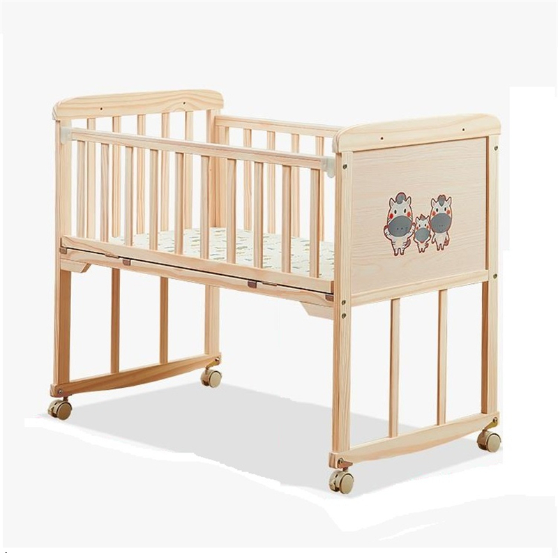 Per Camerette Cameretta Bambini Toddler For Lozeczko Dzieciece Girl Wooden Lit Children Kid Chambre Enfant Baby Furniture Bed