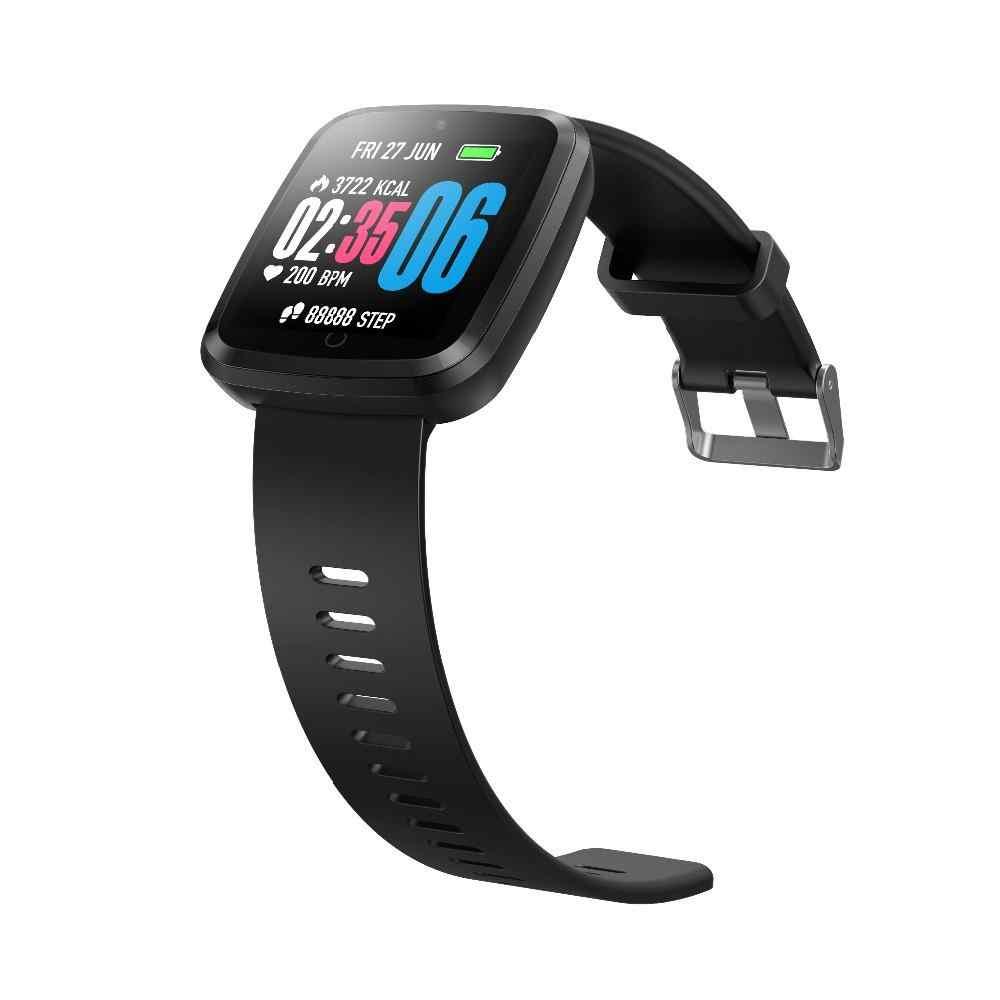 V6 Смарт часы IP68 Водонепроницаемый Bluetooth SmartWatch монитор сердечного ритма Удаленная камера для iPhone Android телефон