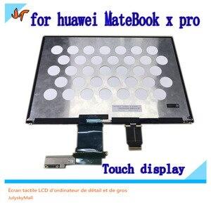 Image 2 - Dành Cho HuaWei MateBook X Pro MACH W19 MACH W29 Cảm Ứng 13.9 Inch Màn Hình LPM139M422 3K Màn Hình 3000X200 Độ Phân Giải