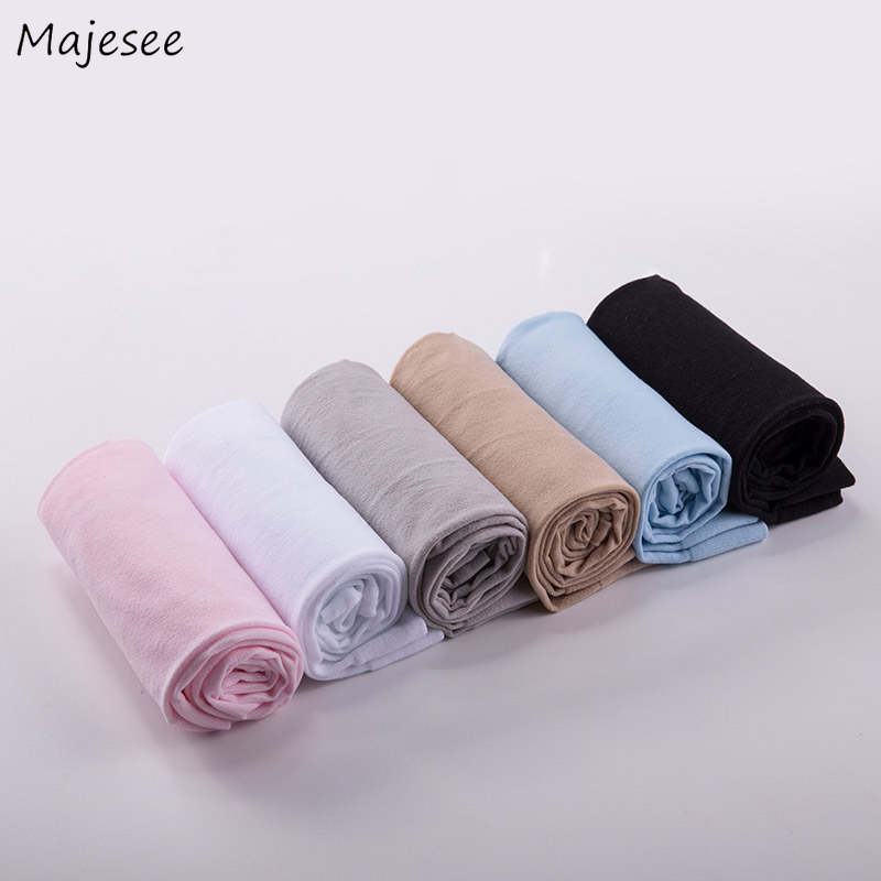Arm Warmers Women High Elasticity Solid Sweet All-match  Cuff Daily Simple  Casual Summer Sun Proof Females Chic New