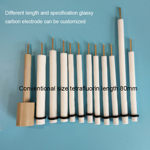 Image 1 - ที่กำหนดเอง Glassy Electrode 3/4/5 มม.