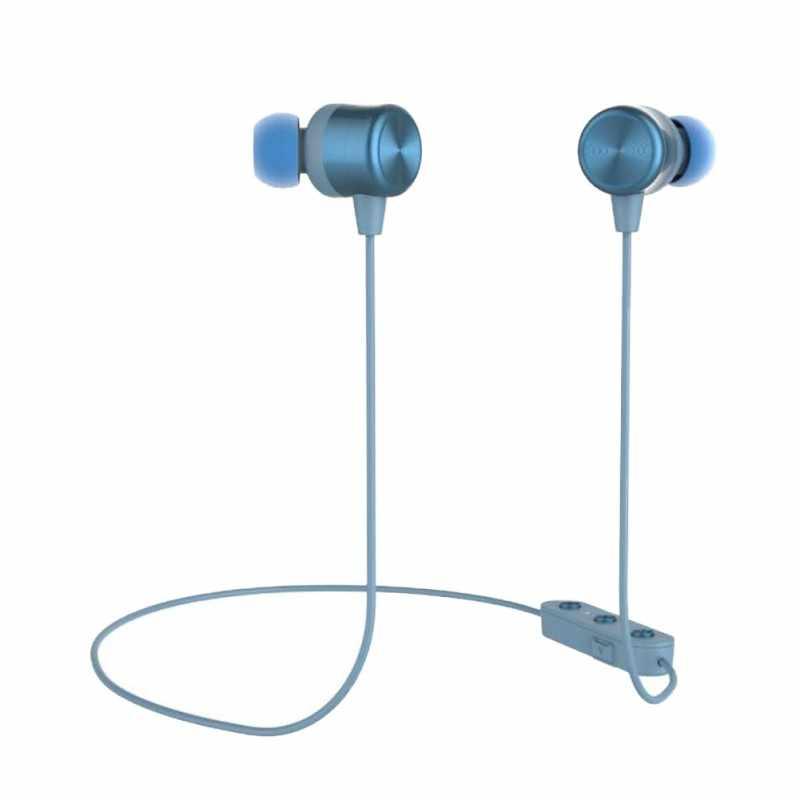 Bluetooth Беспроводные спортивные наушники в ухо Стиль X-neck Холтер Волшебные наушники провода управления пшеницы Мягкий комфортный материал