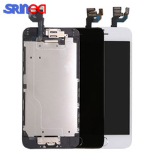 Black/White Assembly LCD Display Digitizer for iPhone 6s AAA+++ Quality LCD 3D Touch Screen for iPhone 6S Plus Dead Pixel aaa quality no dead pixel for iphone 6s lcd screen display with 3d touch screen digitizer assembly 4 7 white black tools
