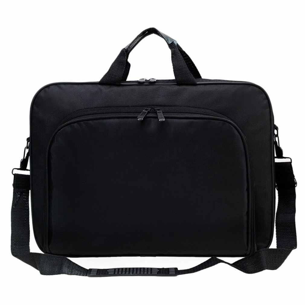 2017 جديد! حقيبة يد الأعمال المحمولة الكتف حقيبة كمبيوتر محمول متعددة الوظائف للرجال والنساء دائم ، في الأوراق المالية!