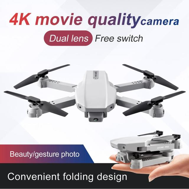 KK5 RC Drone 4K HD Dual Camera 3