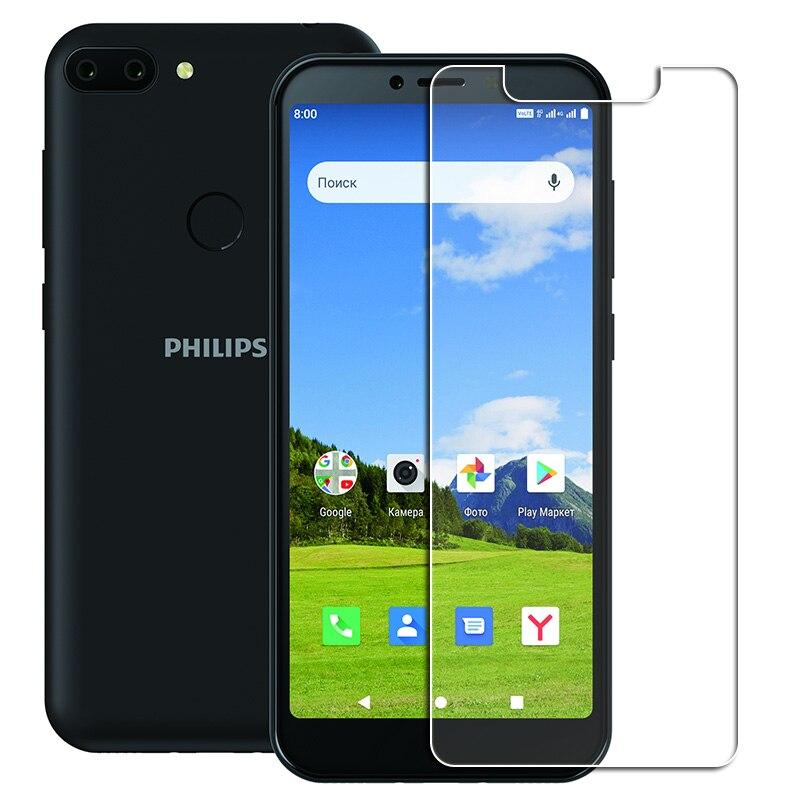 Закаленное стекло 9H для Philips Xenium S266 S566 S260 S397 S561 S326 V377 V526 V787 X588 S327, защитная пленка для экрана