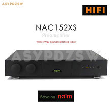 HIFI LPS (סוג O) גרסה NAC152XS מגביר בסיס על NAIM NAC152 עם 4 קלט עבור NAP200/NAP250 כוח מגבר