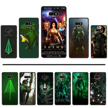 Amerikaanse Tv-Serie Arrow Cover Forphone Cover Voor Samsung Galaxy S8 S9 S10 Plus Lite S10E Note 3 4 5 6 7 8 9 10 Pro Cover(China)