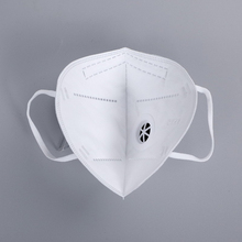 New Unisex Anti-Virus n95 Face Mask Dust-Proof Smoke-Proof Mouth Face Mask with valve Activated Carbon Mask for Women Men