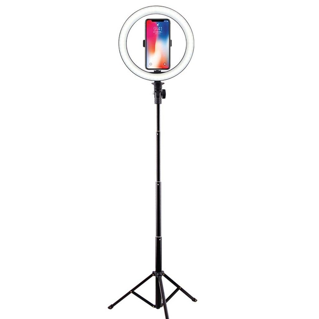 cheapest STARSHINE Ring Light Live fill light lamp Moving ringlight Desktop makeup lamp led light hoop Mini Selfie photography Dimmable