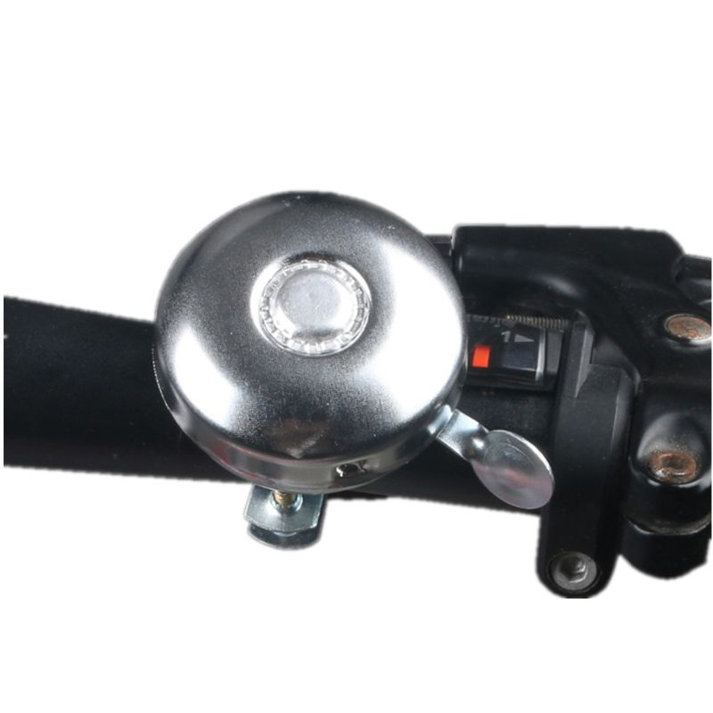 Classic Bicycle Horn Metal Retro Bike Cycling Handlebar Ring Bell Sound Alarm M