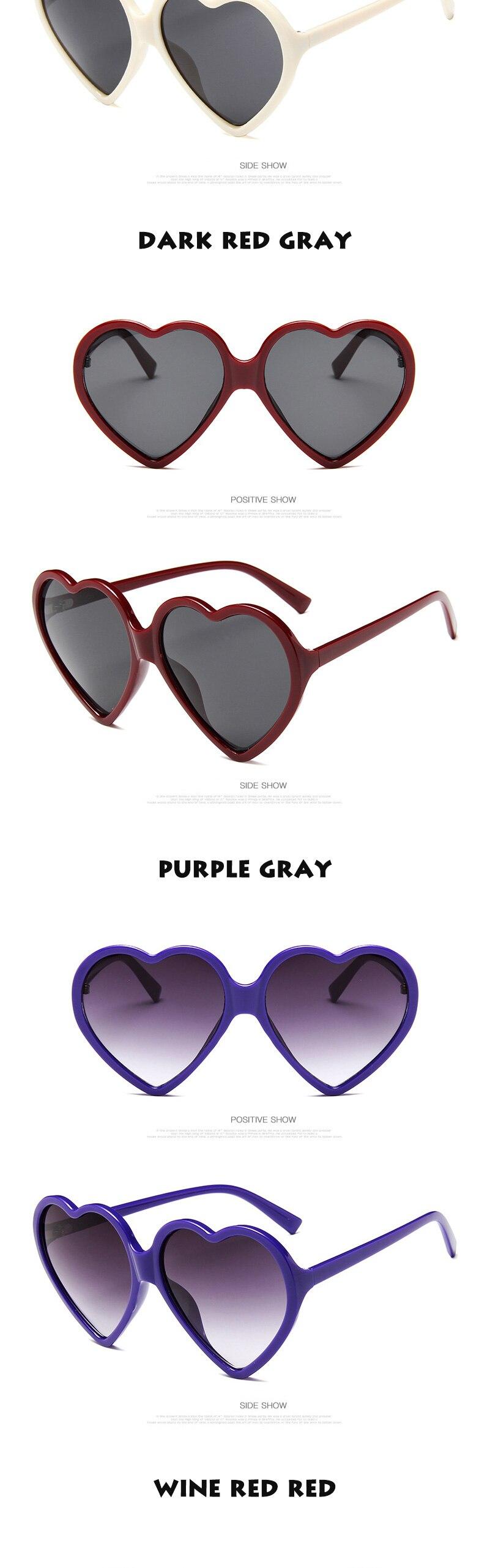 新款欧美潮流太阳镜大框爱心跨境速卖墨镜时尚百搭桃心眼镜5050-阿里巴巴_05