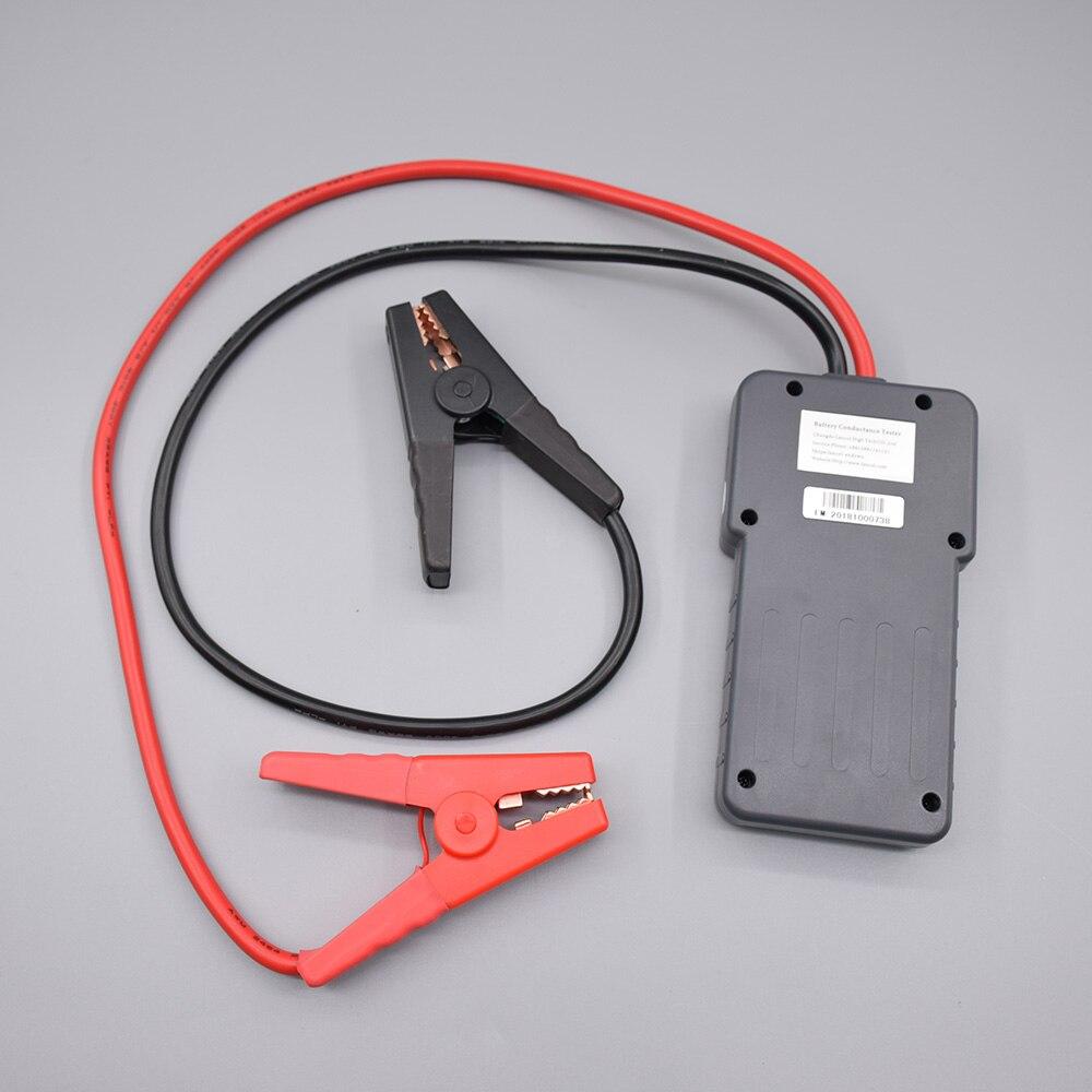 Micro 200 12V tester akumulatora samochodowego samochodu system baterii analizator CCA100-2000 narzędzie diagnostyczne do samochodów wielojęzyczny