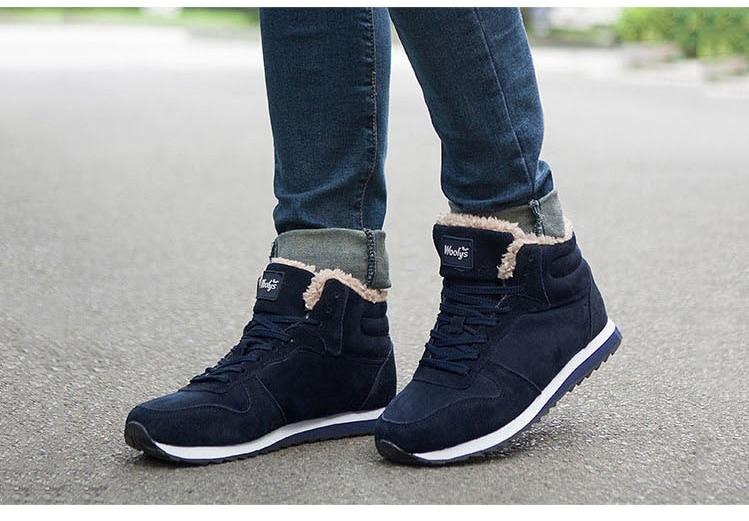 Women's Winter Casual Vulcanize Shoes 19