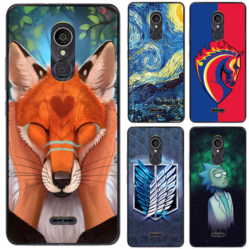 Cases For Alcatel 3c 5026d 5026 5026a Case Silicone Rose Patterend Coque For Alcatel 3 C 5026 D 5026 5026 A Cases Back Covers Phone Case Covers Aliexpress