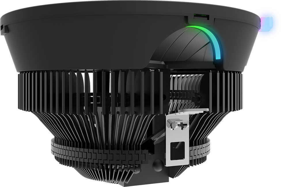 Darkflash Aigo 3P Computer Case Cpu Cooler Processor Cooler Cpu Cooler Cooling Fan Voor Intel AM2/Am2 +/AM3/Am3 +/AM4 Lga 775