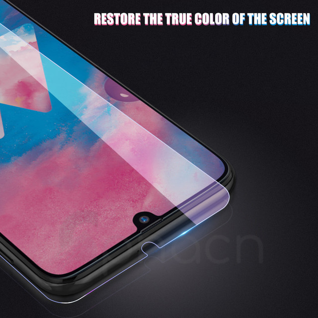 9D Protective Glass On For Samsung Galaxy A10 A20 A30 A40 A50 A60 A70 A80 A90 Tempered Glass Samsung M10 M20 M30 M40 Screen Film 4