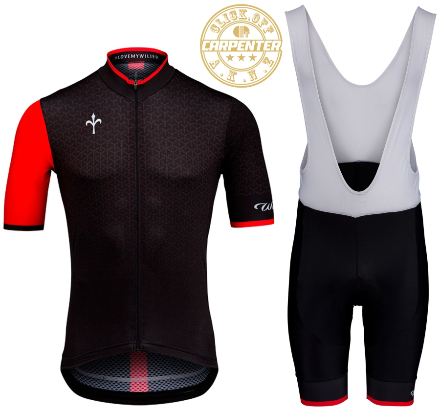 Cycling-Jersey Bibs Road-Bike-Clothes Wilier Breathable Summer New Professional Pro-Team