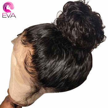 Eva Hair 360 Lace Frontal Wig Pre Plucked With Baby Hair Glueless Curly Lace Front Human Hair Wigs For Women Brazilian Remy Hair - DISCOUNT ITEM  46 OFF Hair Extensions & Wigs