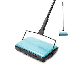Eyliden Carpet Floor Sweeper Cleaner with Brush for Home Office Carpets Rugs Undercoat Carpets Dust Scraps Paper Cleaning