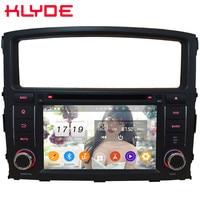 Klyde 4G WIFI Android 9 Octa Core 4GB RAM 64GB ROM DSP Car DVD Multimedia Player Radio For Mitsubishi Pajero V97 V93 2006 2016