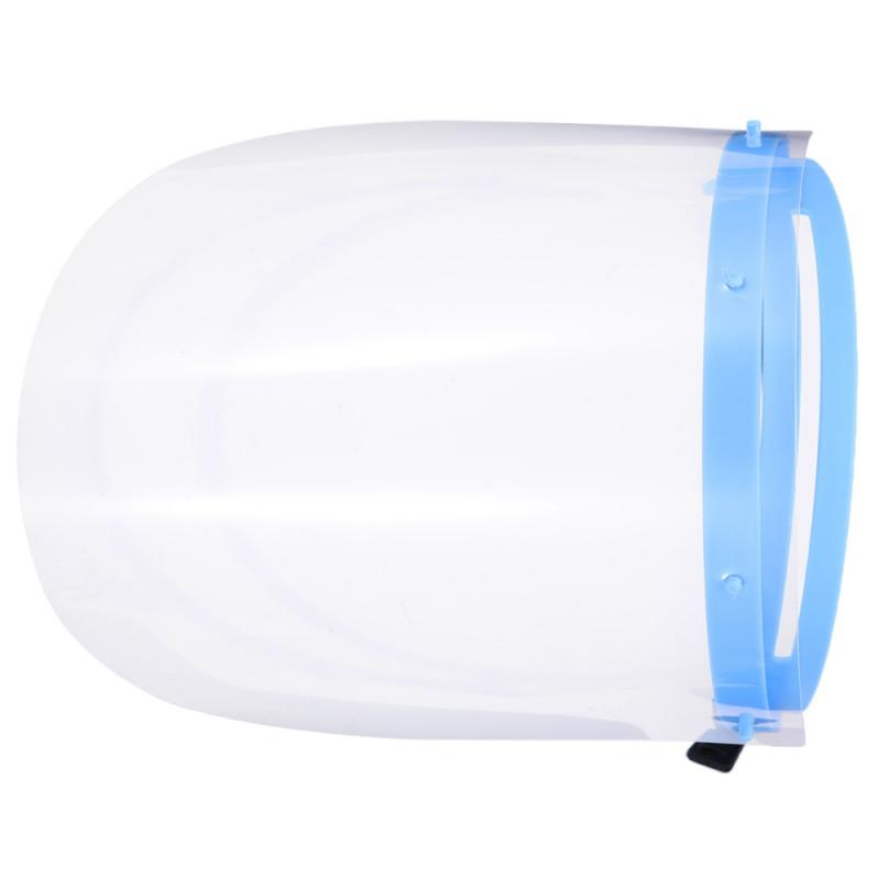 1pc/5pcs/10pcs Clear Face Cover and Protective Full Face Shield with Safety Isolation Visor 4