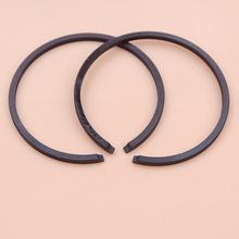 2 sztuk/partia 32mm x 1.5mm pierścienie tłokowe dla piła łańcuchowa Strimmer nożyce do żywopłotu narzędzie ogrodowe część zamienna