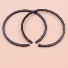 2pcs/lot 32mm x 1.5mm Piston Rings For Chainsaw Strimmer Hedge Trimmer Garden Tool Replace Part