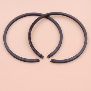 Image 1 - 2pcs/lot 32mm x 1.5mm Piston Rings For Chainsaw Strimmer Hedge Trimmer Garden Tool Replace Part