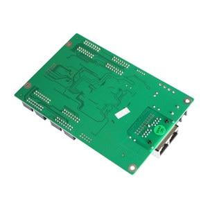 Image 5 - משלוח חינם Huidu HD R5018 HD R5018 מלא צבע קבלת כרטיס תמיכת 3G/4G/WIFI להוציא HD r5018 לעבוד עם HD C30/A30 T901