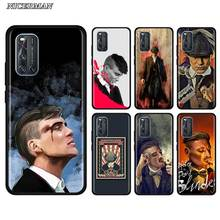 Thin Case for Vivo S1Y 15 Pro Y12 Y17 Y19 Z6 Y30 Y50 V19 iQOO 3 Z1 5G Phone Fall Cover Shell Peaky Blinders Tommy Shelby candy solid color liquid case for vivo iqoo neo 3 5g case for vivo iqoo z1 5g phone case for vivo iqoo neo3 cover iqoo z1 6 57