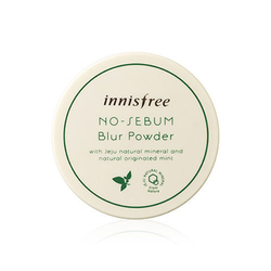 NO SEBUM Blur Powder 5g Whitening Oil Control Matte Loose Powder Silky Soft Minerals Powder Smooth Brighten Skin Korea Cosmetics
