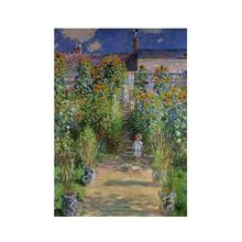 Monet Impression Sunrise Famous Landscape Oil Painting on Canvas Art Poster Print Wall Picture for Living Room(China)