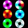 8 PCS Inline Skate Flashing  LED Wheels 90 A LED Lighting Skating Roller 60 62 64 68 70 72 76 80 mm Slalom Sliding Tires