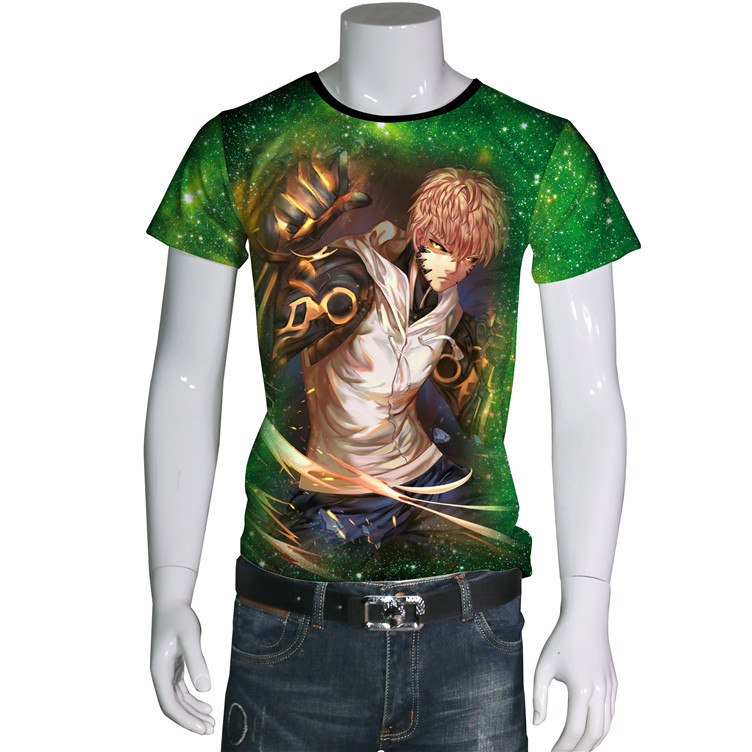 Superman Punch manga corta Camiseta ropa 3D camiseta ropa Trend Cool productos relacionados Xa141 - 2