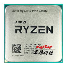 Amd Ryzen 5 Pro 3400G R5 Pro 3400G 3.7 Ghz Quad-Core Acht-Draad 65W cpu Processor YD340BC5M4MFH Socket AM4