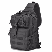 Tactical Assault Pack Military Sling Backpack 20L Army Molle Waterproof EDC Rucksack Bag Outdoor Sport Bags for Hiking Camping цена