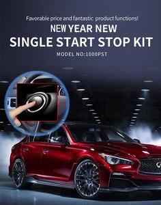 Image 2 - 2020 yıl 12V araba başlangıç durdurma düğmesi motor Push Start düğmesi