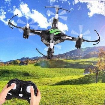mini four-axis aircraft UAV one-click return remote control aircraft