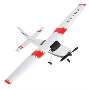 F949S 2.4GHz 3 Channels Micro RC Airplane Remote Control Fixed Wing for CESSNA-182 Toy