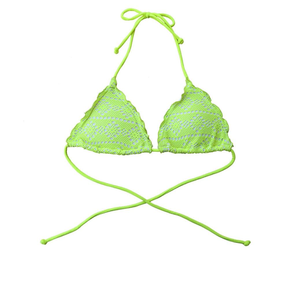 Special!Women Sexy Bikini Triangle Bikinis High waist Swimsuit Mix TOPS or bottom  Beachwear Secret Bathing Suits Swimming Wear 5